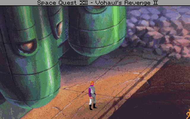 Space Quest 4 CD Screenshot Wallpaper 48