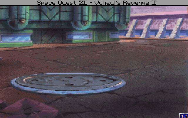Space Quest 4 CD Screenshot Wallpaper 64