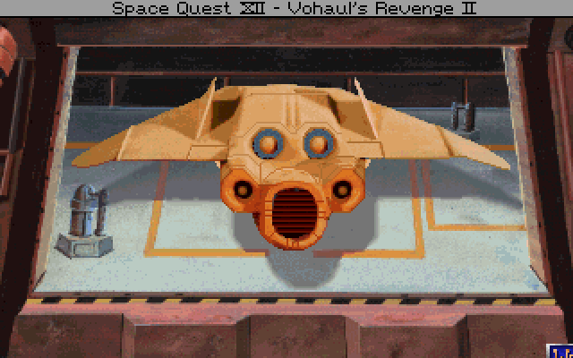 Space Quest 4 CD Screenshot Wallpaper 70