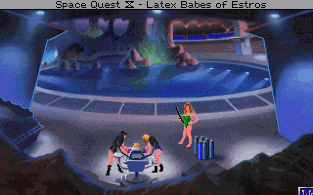 Space Quest 4 CD Screenshot Wallpaper 97