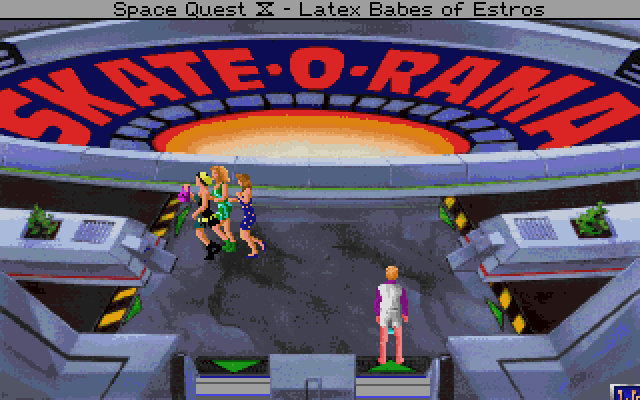 Space Quest 4 CD Screenshot Wallpaper 117