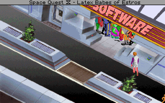 Space Quest 4 CD Screenshot Wallpaper 118