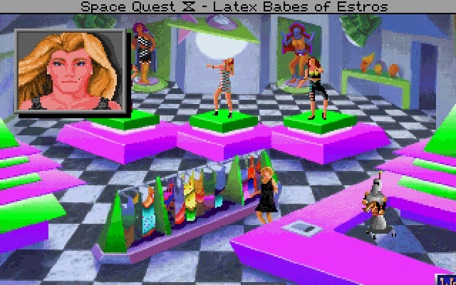 Space Quest 4 CD Screenshot Wallpaper 190