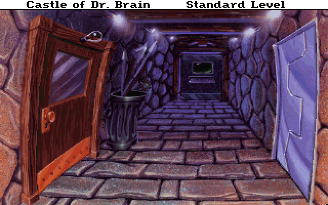 Castle of Dr. Brain Screenshot Wallpaper 35