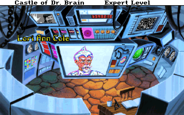 Castle of Dr. Brain Screenshot Wallpaper 94