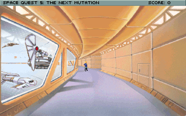 Space Quest 5 Screenshot Wallpaper 32