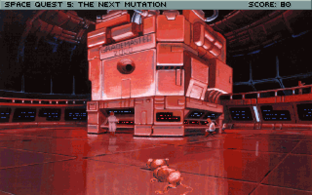 Space Quest 5 Screenshot Wallpaper 62