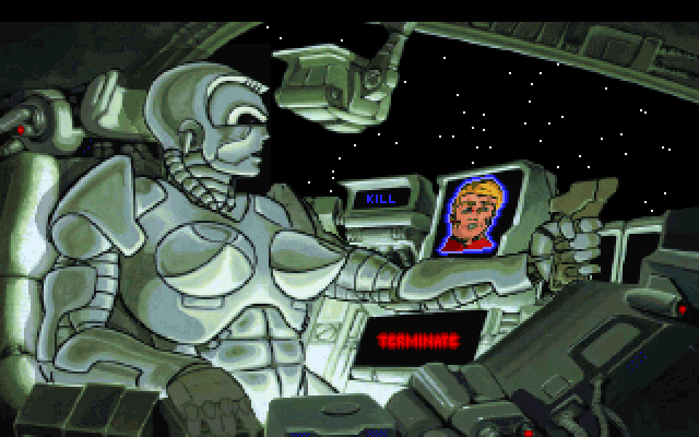 Space Quest 5 Screenshot Wallpaper 88