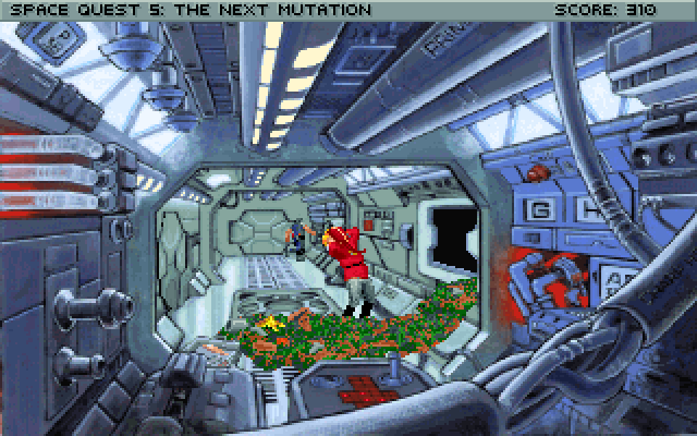 Space Quest 5 Screenshot Wallpaper 93
