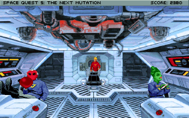 Space Quest 5 Screenshot Wallpaper 117