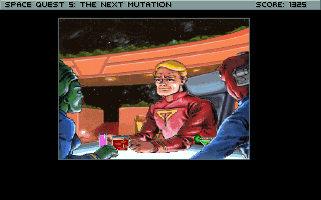Space Quest 5 Screenshot Wallpaper 140