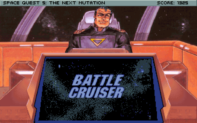 Space Quest 5 Screenshot Wallpaper 143