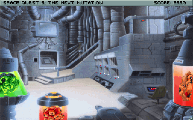 Space Quest 5 Screenshot Wallpaper 209