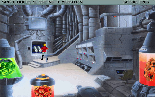 Space Quest 5 Screenshot Wallpaper 228