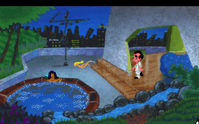Leisure Suit Larry 1 VGA Screenshot Wallpaper 68
