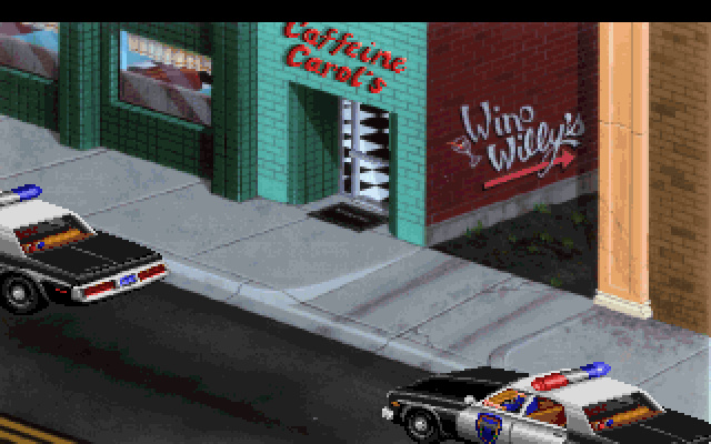 Police Quest 1 VGA Screenshot Wallpaper 35