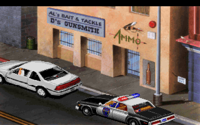 Police Quest 1 VGA Screenshot Wallpaper 48