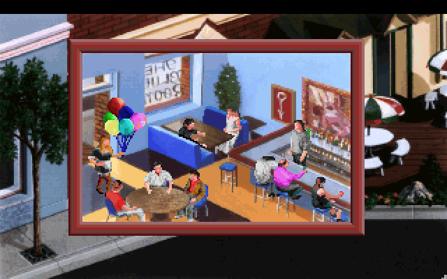 Police Quest 1 VGA Screenshot Wallpaper 62