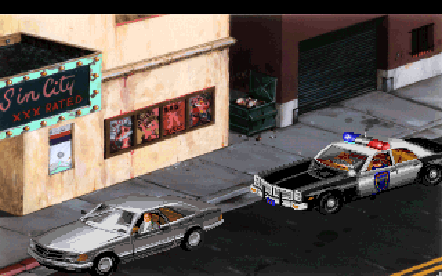 Police Quest 1 VGA Screenshot Wallpaper 65