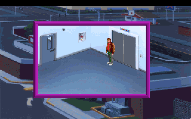Police Quest 1 VGA Screenshot Wallpaper 73