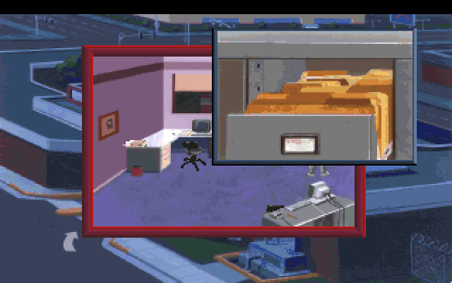 Police Quest 1 VGA Screenshot Wallpaper 79