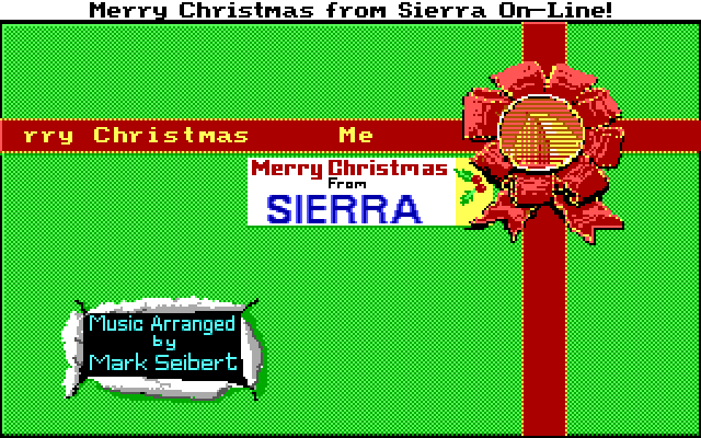Christmas Card 1988 Screenshot Wallpaper 4