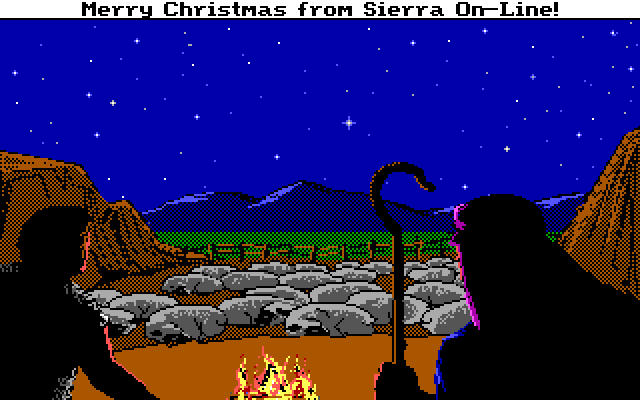 Christmas Card 1988 Screenshot Wallpaper 7