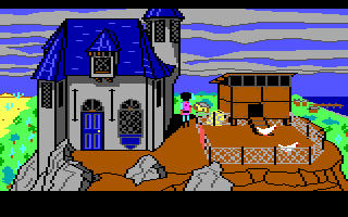 King's Quest 3 Screenshot Wallpaper 10