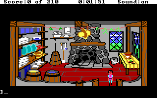 King's Quest 3 Screenshot Wallpaper 13