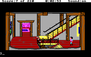 King's Quest 3 Screenshot Wallpaper 14