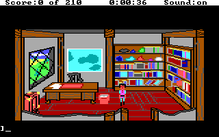King's Quest 3 Screenshot Wallpaper 18