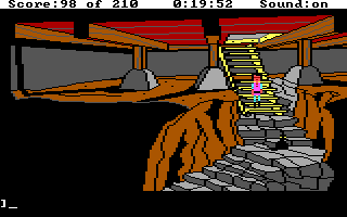 King's Quest 3 Screenshot Wallpaper 20