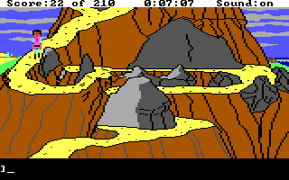 King's Quest 3 Screenshot Wallpaper 23