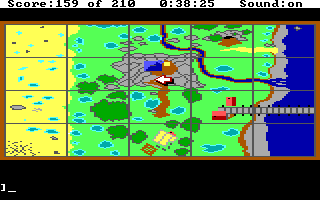 King's Quest 3 Screenshot Wallpaper 24