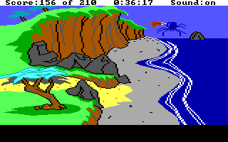 King's Quest 3 Screenshot Wallpaper 25