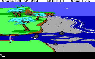 King's Quest 3 Screenshot Wallpaper 27