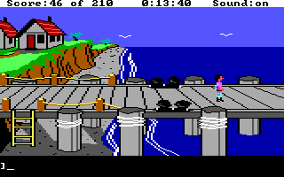 King's Quest 3 Screenshot Wallpaper 28