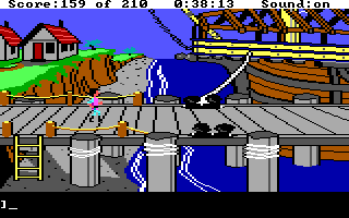 King's Quest 3 Screenshot Wallpaper 29