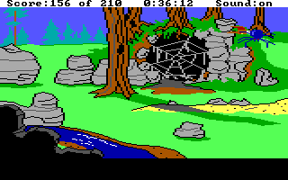 King's Quest 3 Screenshot Wallpaper 36