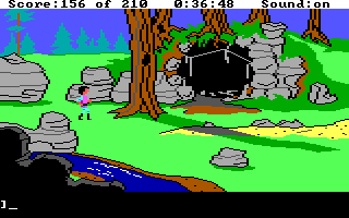 King's Quest 3 Screenshot Wallpaper 39