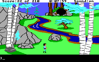 King's Quest 3 Screenshot Wallpaper 40