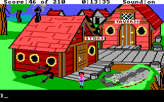 King's Quest 3 Screenshot Wallpaper 41