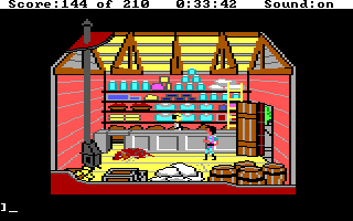 King's Quest 3 Screenshot Wallpaper 42