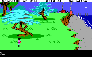 King's Quest 3 Screenshot Wallpaper 45