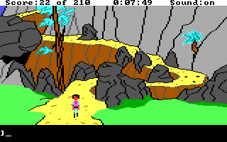 King's Quest 3 Screenshot Wallpaper 47