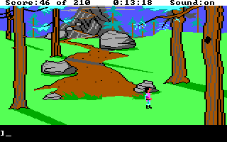 King's Quest 3 Screenshot Wallpaper 48