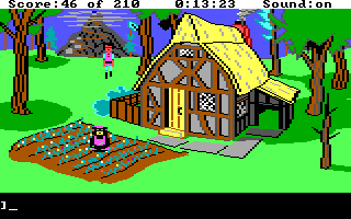 King's Quest 3 Screenshot Wallpaper 49