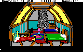 King's Quest 3 Screenshot Wallpaper 51