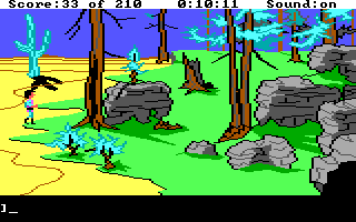 King's Quest 3 Screenshot Wallpaper 52