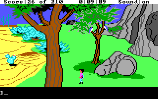 King's Quest 3 Screenshot Wallpaper 53